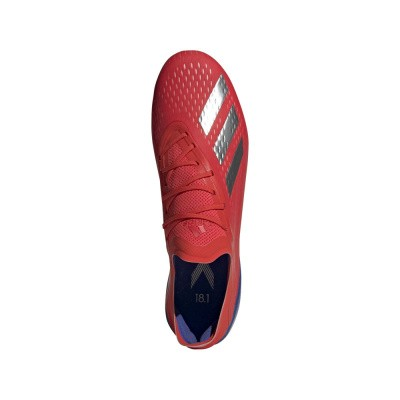 Foto van Adidas X 18.1 FG Rood