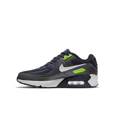 Foto van Nike Air Max 90 Kids Obsidian Iron Grey