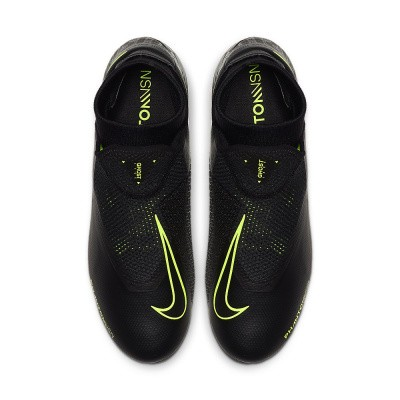 Foto van Nike Phantom Vision Academy Dynamic Fit MG Black-Volt