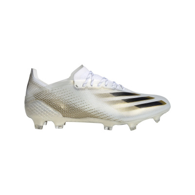 Foto van Adidas X Ghosted 1 FG White Gold