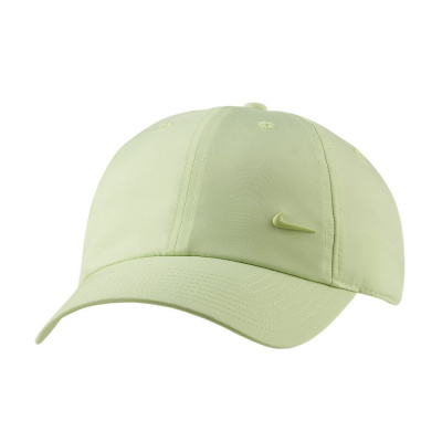 Foto van Nike Metal Swoosh H86 Cap Light Liquid Lime