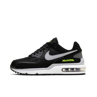 Foto van Nike Air Max Wright Kids Black-Wolf Grey