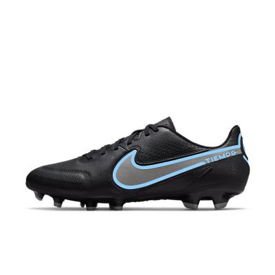 Foto van Nike Tiempo Legend 9 Academy FG Black Iron Grey