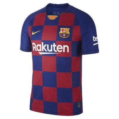Foto van FC Barcelona Stadium Thuisshirt