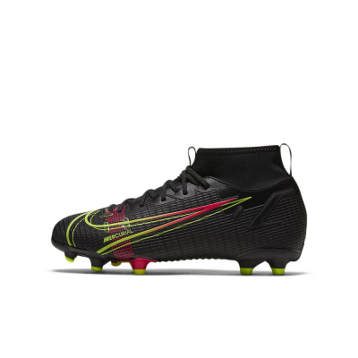 Foto van Nike Mercurial Superfly 8 Academy MG Kids Black