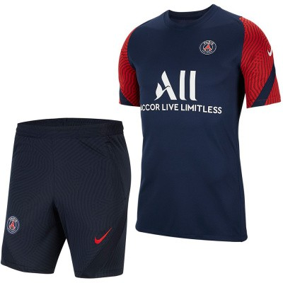 Foto van Paris Saint-Germain Strike Zomerset Midnight Navy