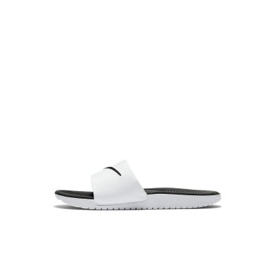 Foto van Nike Kawa Shower Slipper Kids White