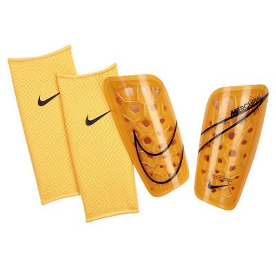 Foto van Nike Mercurial Lite Scheenbeschermers Laser Orange