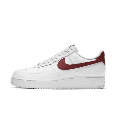 Foto van Nike Air Force 1 '07 White Team Red