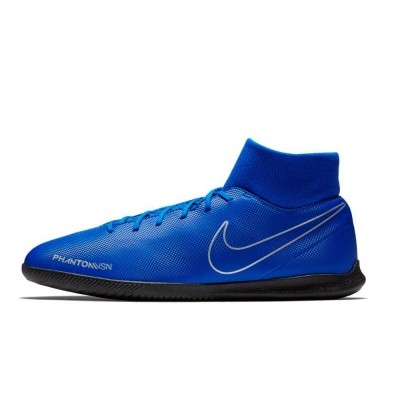 Foto van Nike Phantom Vision Club Dynamic Fit IC Blauw