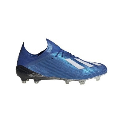 Foto van Adidas X 19.1 FG Team Royal Blue