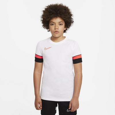 Foto van Nike Dri-FIT Academy Zomersetje Kids White Black