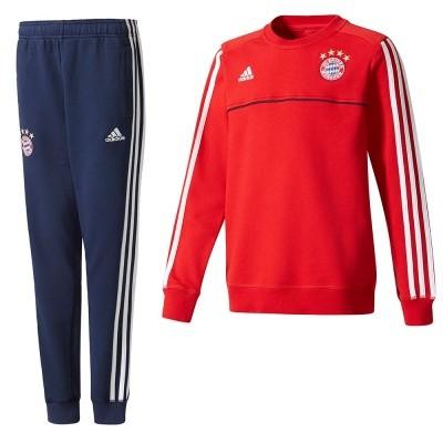 Foto van FC Bayern München Sweatset Kids