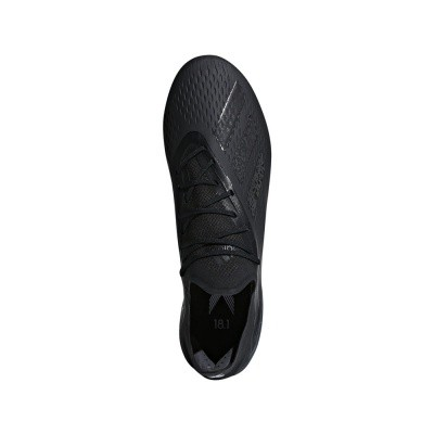 Foto van Adidas X 18.1 FG Zwart