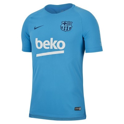 Foto van FC Barcelona Breathe Squad Shirt Blue
