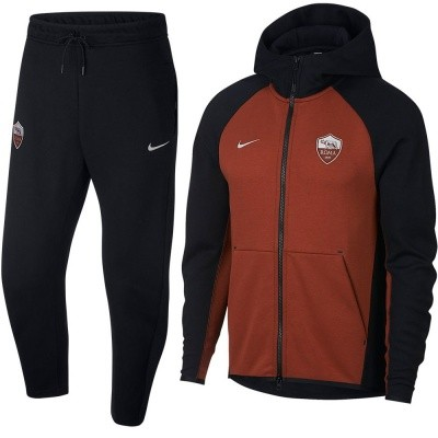 Foto van AS Roma Tech Fleece Pak