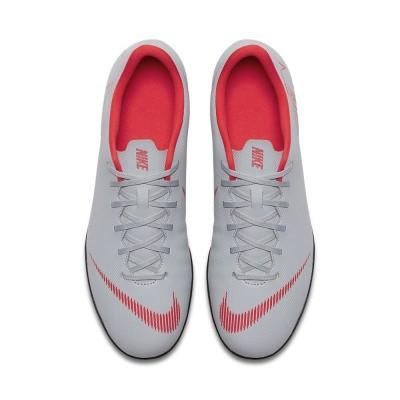 Foto van Nike VaporX 12 Club GS IC Kids Grijs