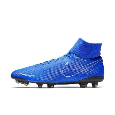 Foto van Nike Phantom Vision Club Dynamic Fit MG Blauw