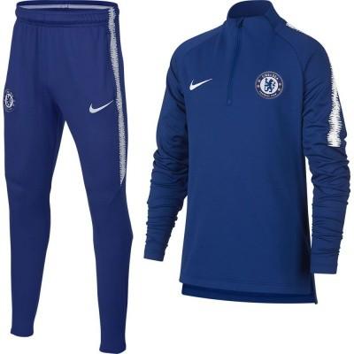 Chelsea FC Dri-FIT Squad Drill Set Kids