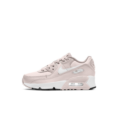 Foto van Nike Air Max 90 Leather Kids Barely Rose