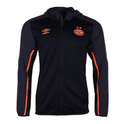 Foto van PSV Hooded Set Black