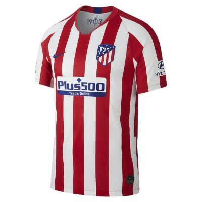 Foto van Atlético de Madrid Thuisshirt