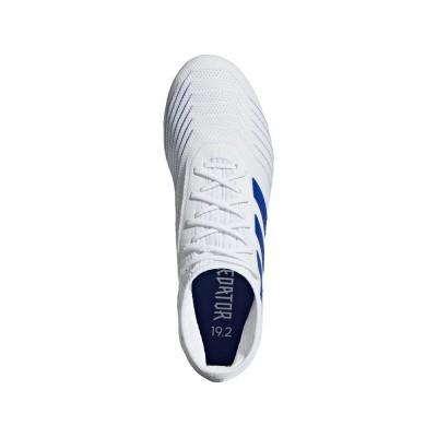 Foto van Adidas Predator 19.2 FG White