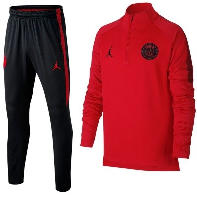 Paris Saint-Germain Dri-FIT Squad Drill Set Kids
