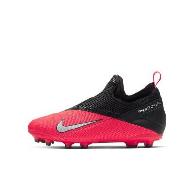 Foto van Nike Phantom Vision Academy Dynamic Fit 2 FG Kids Laser Crimson