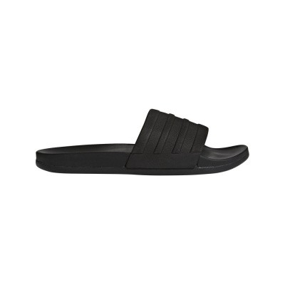 Foto van Adidas adilette Cloudfoam Plus Mono Slippers Black