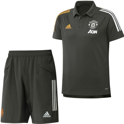 Manchester United Polo Set