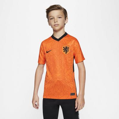 Nederlands Elftal Thuisshirt Kids