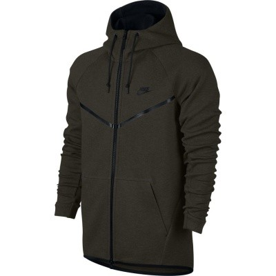 Foto van Nike Tech Fleece Windrunner Hoodie Sequoia
