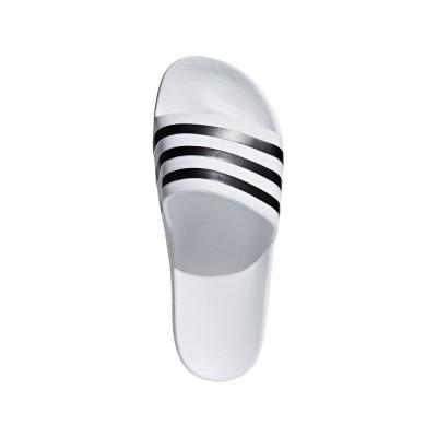 Foto van Adidas Adilette Aqua Slippers White-Black
