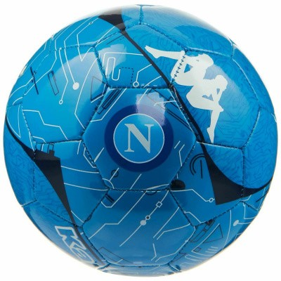 Foto van Kappa Training Ssc Napoli Blue Player Bal