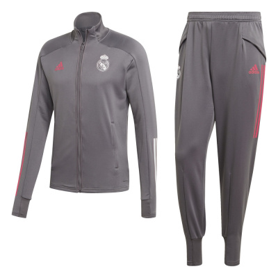 Foto van Real Madrid Trainingspak Grey Five