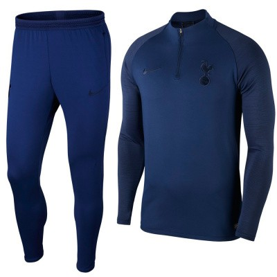 Foto van Tottenham Hotspur FC Dri-FIT Squad Drill Set Binary Blue