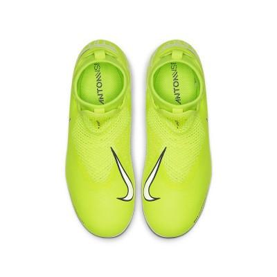 Foto van Nike Phantom Vision Academy Dynamic Fit MG Kids Volt