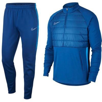 Foto van Nike Academy ACD Dril Set Costal Blue