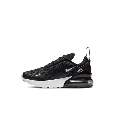 Foto van Nike Air Max 270 Kids Black White