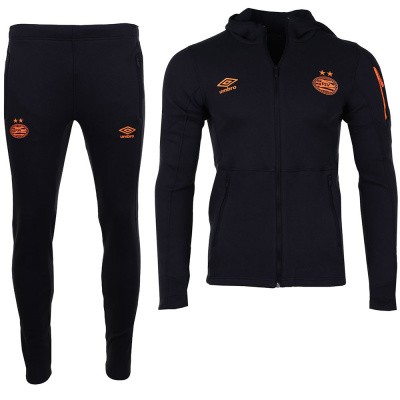 Foto van Umbro PSV Fleece Trainingspak Black