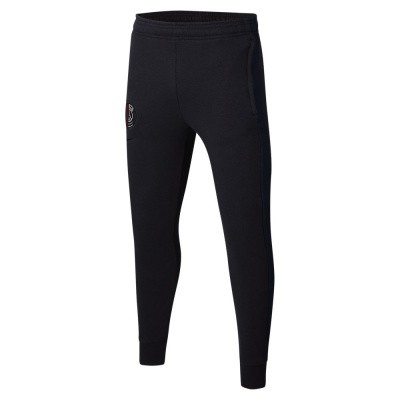 Foto van Paris Saint-Germain Fleece Pant Kids Oil Grey