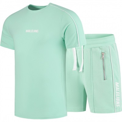 Foto van Malelions Twinset Thies Mint
