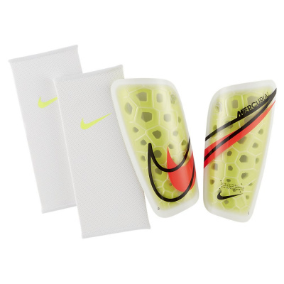 Foto van Nike Mercurial Lite Scheenbeschermers Volt White