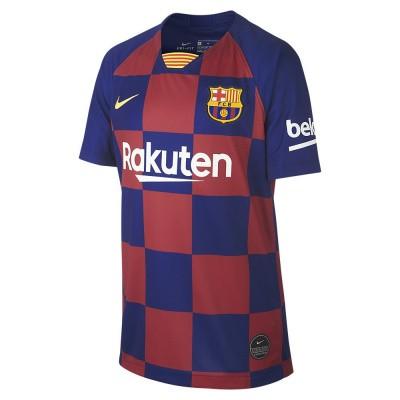 Foto van FC Barcelona Stadium Thuisshirt Kids