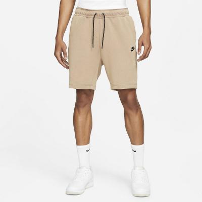 Foto van Nike Sportswear Tech Fleece Short Taupe Haze