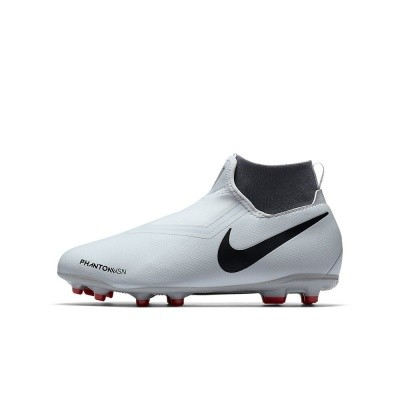 Foto van Nike Phantom Vision Academy Dynamic Fit MG Kids Grijs