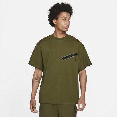 Foto van Nike Sportswear Dri-FIT Tech Essentials Shirt Rough Green