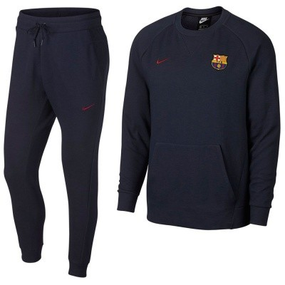 FC Barcelona Crew Neck Set