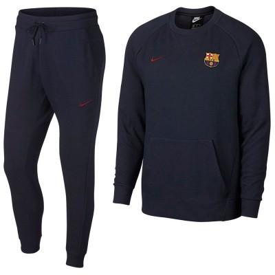 Foto van FC Barcelona Crew Neck Set